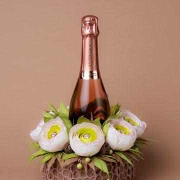 champagne garden